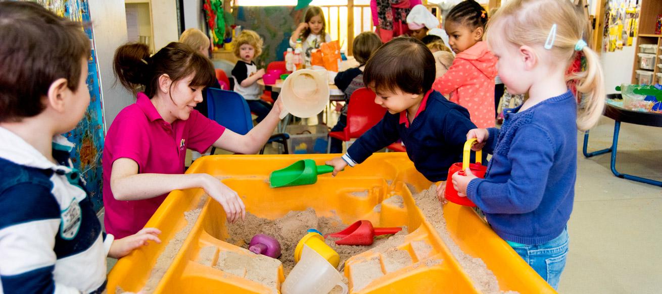 Arc Nursery Fees
