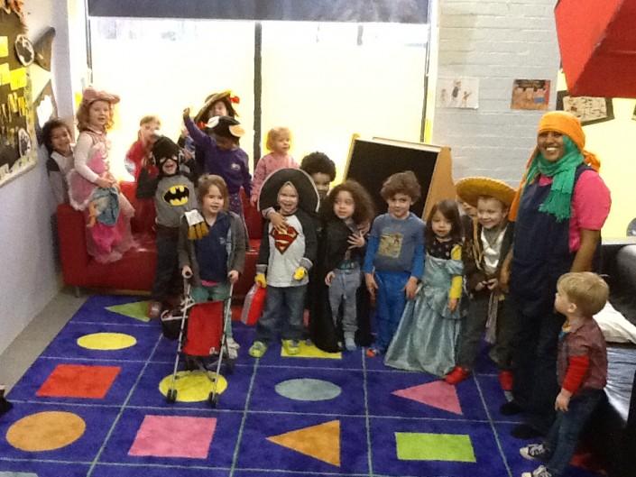Preschool Talent Show