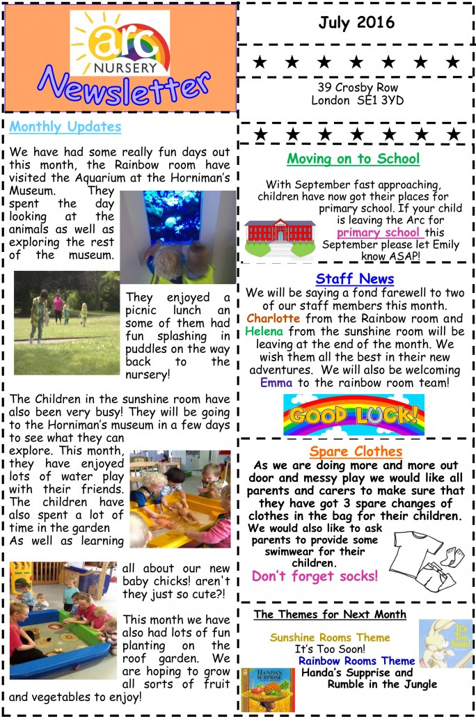 July2016-Newsletter