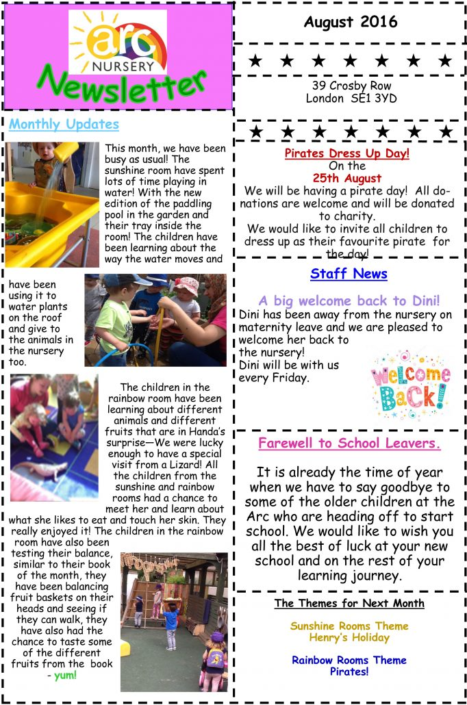 August2016-Newsletter