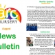 Arc Nursery - August newsletter 1st page